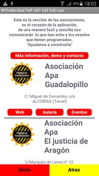 Info Alcorisa apk screenshot