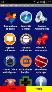 Info Palomar de Arroyos apk screenshot
