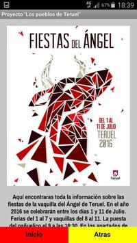Fiestas provincia Teruel 2016 apk screenshot