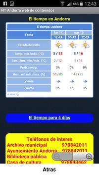 App de Teruel apk screenshot