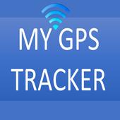 MY GPS TRACKER icon