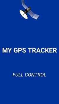MY GPS TRACKER poster