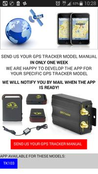 ALL GPS TRACKER apk screenshot
