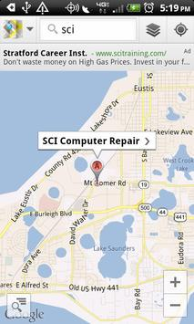 SCI Computer Repair apk screenshot