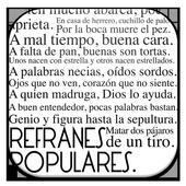 Refranes, Frases Celebres icon