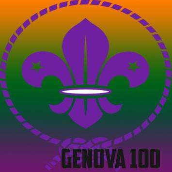 Scout group Genoa 100 poster