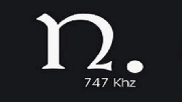 Nagarta Radio 747Khz poster