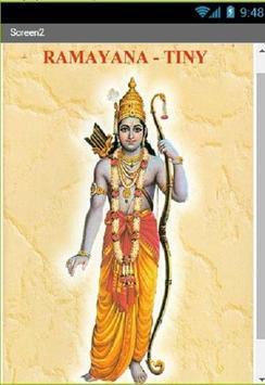 Ramayana Tiny apk screenshot