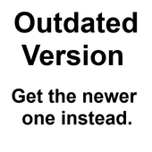 Outdated Version icon