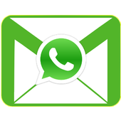 Message to Whatsapp icon
