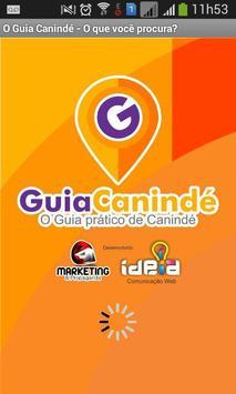 O Guia Canindé poster