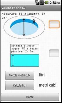 Piscina apk screenshot