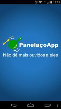 Panelaço App poster