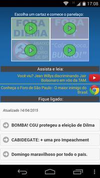 Panelaço App apk screenshot
