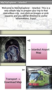 Istanbul Tourist Explorer poster