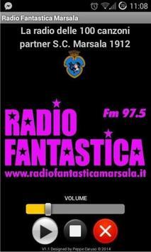 Radio Fantastica Marsala poster