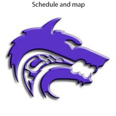 Timber Creek Schedule And Map icon
