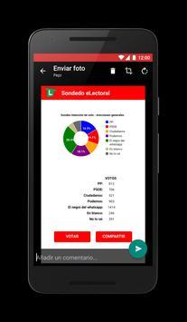 Sondedo - Sondeo eLectoral apk screenshot