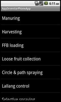 Oil Palm Minimum Wage Cal apk screenshot