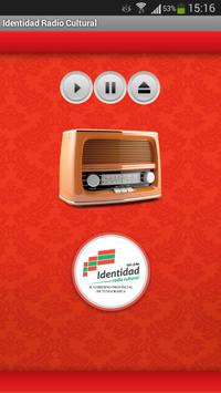 Identidad Radio Cultural apk screenshot