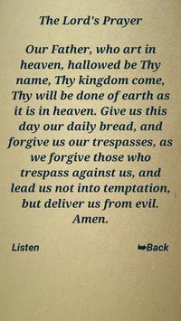 Christian Prayers with lector apk screenshot