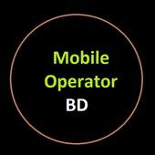 BD-মোবাইল অপারেটর icon