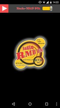 Radio RMBFM 87.9 poster