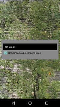 Groot Auto-Responder poster