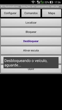 RS Rastreadores -  SMS apk screenshot