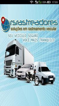 RS Rastreadores -  SMS poster