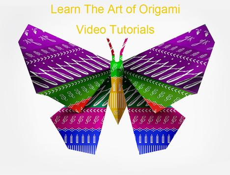 Learn Origami Video Tutorials apk screenshot