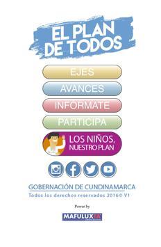 Cundiapp poster