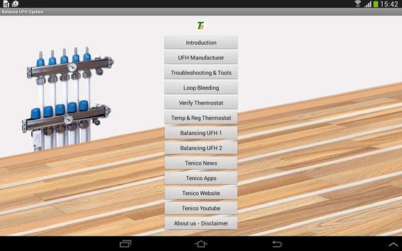 Balancing UFH Free Trial apk screenshot