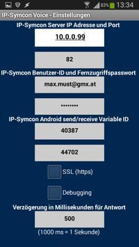 IPSymconVoice apk screenshot