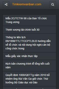 Tìm Kiếm Văn Bản & Tài Liệu poster