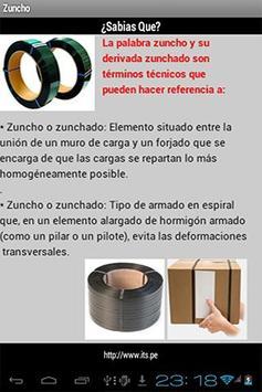 Zuncho poster