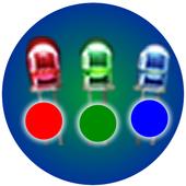 Bluetooth Arduino LEDs icon