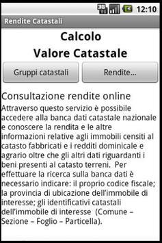 Cadastral Value Calculation apk screenshot
