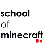 School of Minecraft Lite icon
