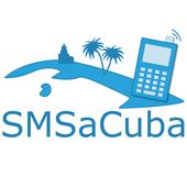 SMS a Cuba icon