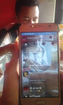 Transparan BBM CBA apk screenshot