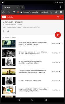 AudioBooks apk screenshot