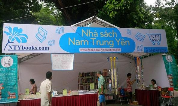 NTYBooks.com poster