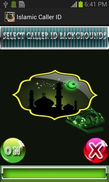 Islamic Caller ID poster