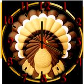 Thanks Giving Clocks icon
