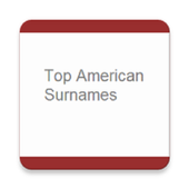 Top American Surname icon