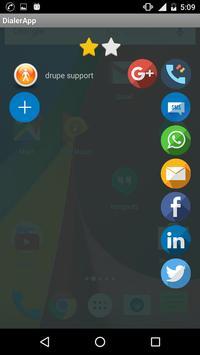Dialer apk screenshot