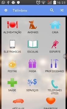 Telinbox apk screenshot