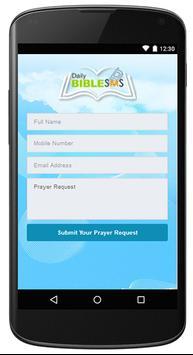Daily Bible Quotes (Verses) apk screenshot