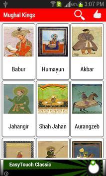 Mughal Empire History poster